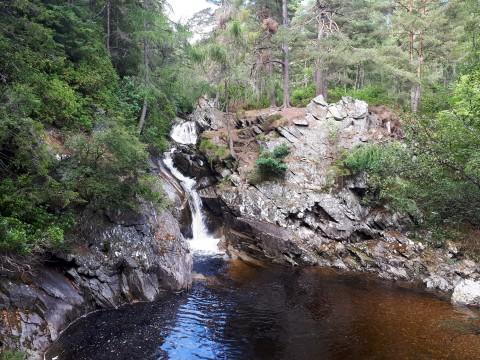 Castles & Waterfalls - Thursday 22 October 2020