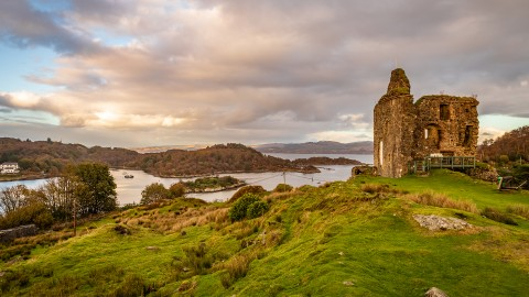 Short Break | Scottish Isles Cruise