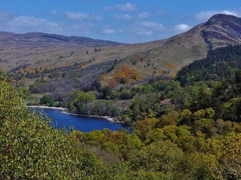 Loch Lomond & a Fairy Glen