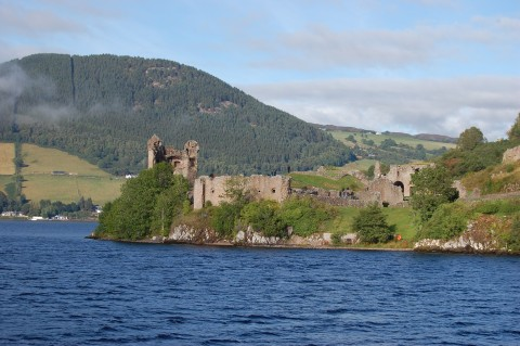 Loch Ness, Glen Coe & the Highlands