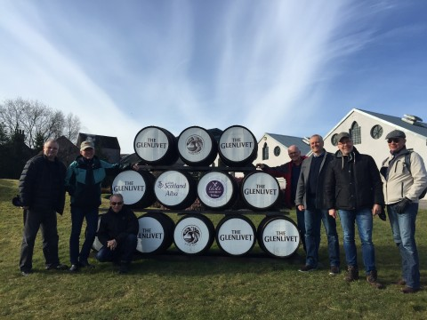3-day Speyside Whisky Tour