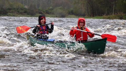 River Spey Canoe Expedtion (3 days)