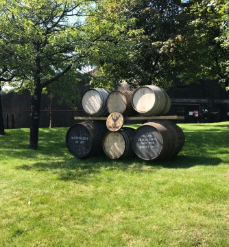 Whisky  Distillery Tour and Tasting