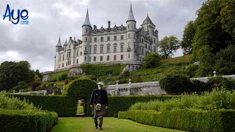Aye Tours Scotland: Magnificent Dunrobin & More [Privat...