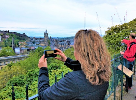 WHOLE DAY EDINBURGH TOUR WITH SCOTTISH LUNCH!