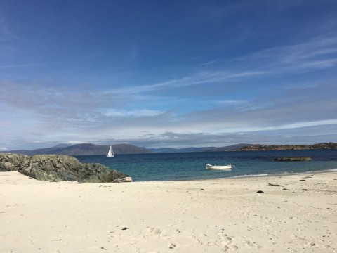 A Magical Journey from Rosslyn to Iona