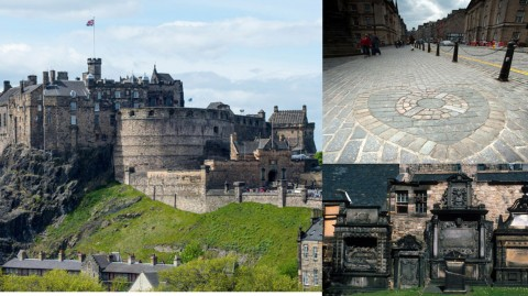 Private Walking Tour of Edinburgh Castle, Old Town and...
