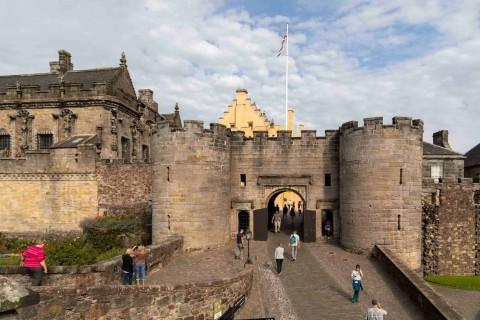 Stirling Castle - Loch Lomond & Whisky
