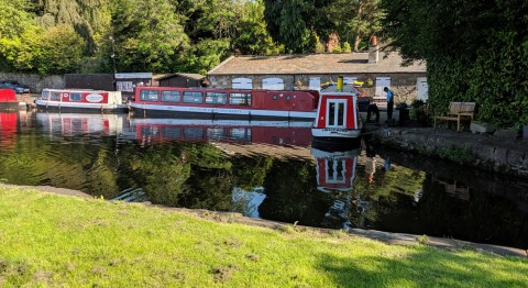 Scottish Canal Art Experience