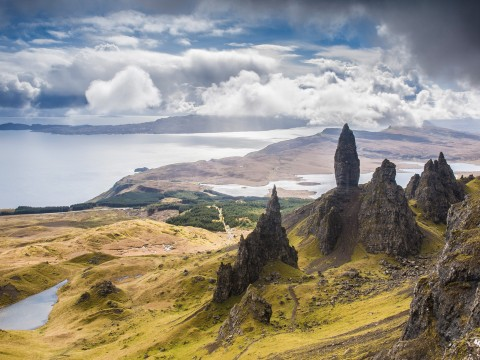 3 Day Isle of Skye and the Highlands Tour