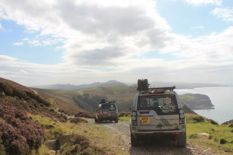 Celtic Routes - Luxury Land Rover Touring