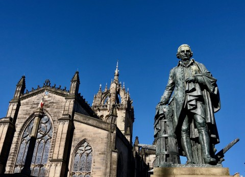 Tour Gratis en Edimburgo Free Tour